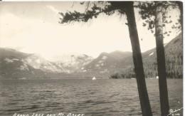 D1523 - POSTAL - GRAND LAKE AND MT. BALDY - Postales