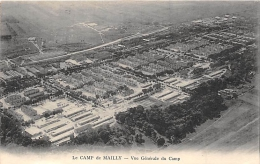 AUBE  10  LE CAMP DE MAILLY  VUE GENERALE DU CAMP  VUE AERIENNE - Mailly-le-Camp