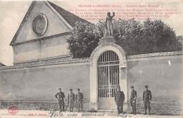 AUBE  10   BRIENNE LE CHATEAU  ANCIENNE ECOLE MILITAIRE - France