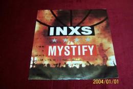 INXS  °  MYSTIFY - Vinyles