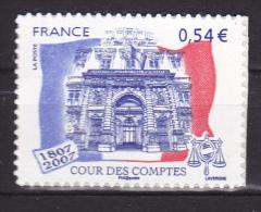 FRANCE - Adhésifs - Y & T. N° 117 - ** - 2007 . - Adhesive Stamps
