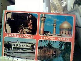 IRAQ VUES  GREETINGS  N1980  FC6282 - Iraq