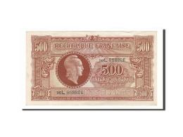 500 Francs Type Marianne De Dulac - Trésor