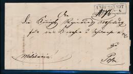 Altbrief - Unruhstadt    (be358 ) Siehe Scan ! - ...-1849 Vorphilatelie