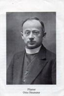 Sterbebildchen Von Pfarrer Otto Neururer Geb. 1882 - Gest. 1940
