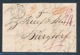 Schweiz  - St.Gallen  -Altbrief  ( Be503   ) Siehe Scan  ... - ...-1845 Préphilatélie