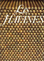 Catalogue De Cigares  LES HAVANES (23 X 30 ) 4 Feuilles ( 8 Pages ) Parfait .toutes Les Marques Illustrées. - Cigares - Accessoires