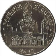 S04A106 - 2004 BASILIQUE ST GILLES - GARD / MONNAIE DE PARIS - Monnaie De Paris
