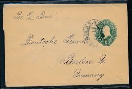 USA Alte Ganzsache     (be87  ) Siehe Scan - Postal Stationery