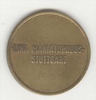 Jeton De Casino - Lina Maniatopulos - Stuttgart - Casino