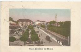 Fiesso Umbertiano Dal Mercato Fp V.1912 - Rovigo