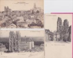 LOT   DE   17   CPA   DE  TOUL  (54 )  - Toutes  Scanées - Cartoline