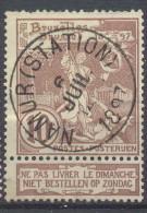 N° 73   STEMPEL==  NAMUR(STATION) - 1894-1896 Ausstellungen