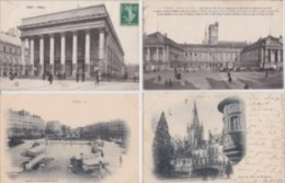 LOT  De  16   CPA   DE   DIJON ( 21 )   -  Toutes Scanées - Cartoline