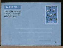 PAKISTAN  -  Aerogramme Intero Postale - FIORE  Di  COTONE  -  Gossypium - Vegetazione
