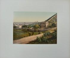 Las Palmas De Gran Canaria Photochrome 1900 Vue Générale - Oud (voor 1900)