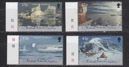 British Antarctic Territory 2000 Antarctic Symphony 4v (+margin)  ** Mnh (26334B) - Ongebruikt