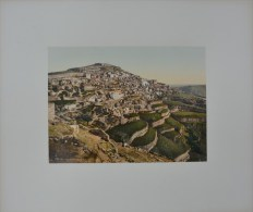 Atalaya Cave Village,Gran Canaria Photochrome 1900 - Oud (voor 1900)