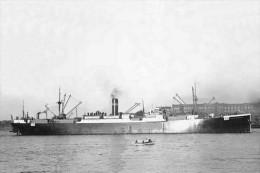 CLAN MACCORQUODALE As Australian Troopship HMAT A6 WW1 Modern Digital Postcard - Piroscafi