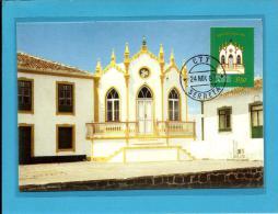 Serreta - Império Do Espírito Santo - Angra Do Heroismo - 24.11.1982 - PORTUGAL - CARTE MAXIMUM - MAXICARD - Maximum Cards & Covers