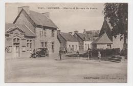 22 COTES D ARMOR - GLOMEL Mairie Et Bureau De Poste (voir Descriptif) - France