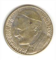 Médaille Roma - Citta Del Vaticano - Pieta - Verso Joannes Paulus II Pont. Max. - Jetons & Médailles