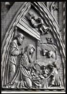 Heilige Familie - Gelaufen Mit Werbestempel Ried Im Innkreis - Vergine Maria E Madonne