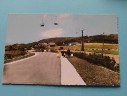 WESTOUTER  Zetelbaan Tussen Zwart En Rodeberg - Anno 19?? ( Zie Foto Voor Details ) - Heuvelland