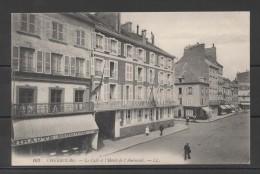 Cpa 50 - CHERBOURG - Hôtel De L'Amirauté   ( Ref Ch 81 ) - Cherbourg