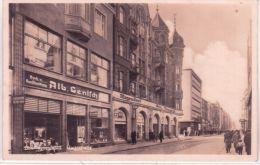 OBERHAUSEN Rhld. - Marktstrasse - Verlag, A Gentsch - Oberhausen