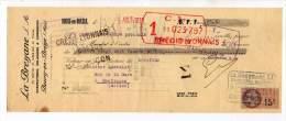 Mandat - La Bressane, Charcuterie, Salaisons & Conserves, Bourg En Bresse (Ain) 1930 - Levensmiddelen