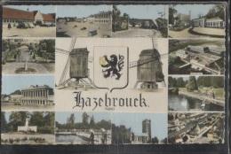 CPSM - HAZEBROUCK - Multivues - Edition Combier - Hazebrouck