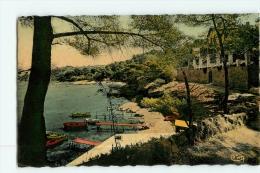 LES LECQUES PLAGE : La Madrague. Saint Cyr Sur Mer. 2 Scans. Edition Desbois - Les Lecques