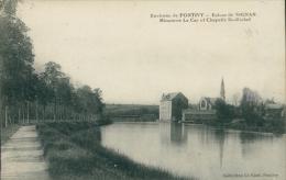 56 LE SOURN / Ecluse De Signan, Minoterie Le Car Et Chapelle Saint-Michel / - Autres Communes