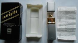 """Atomiseur ( Vide) Parfum """" Intrépide """" De Coryse Salomé Années 70 80 - Bottles (empty)"""