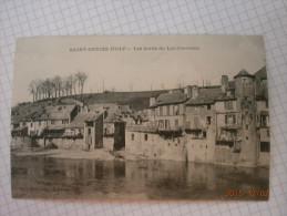 12 Saint Geniez D'Olt, Les Bords Du Lot, Rive Droite (Alb2p80) - Altri Comuni