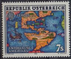 PIA  -  AUSTRIA  -  1992  :  Europa    (Yv  1891 ) - 1945-.... 2ª República