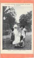 CONGO  (cpa)  Annonces La Bonne Nouvelle -Les Franciscaines Missionnaires De Marie En Mission - - Congo Français - Autres