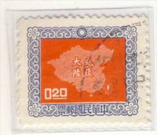 REPUBLIK CHINA - Mi.Nr.TW -278 - 1957 - Refb2 - 1945-... Republiek China