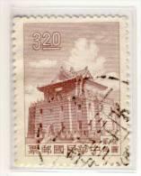 REPUBLIK CHINA - Mi.Nr.TW -387 - 1960 - Refb1 - 1945-... Republic Of China