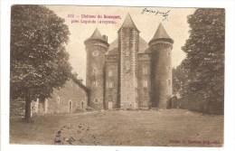 MONTPEYROUX - AVEYRON - ENVIRONS DE LAGUIOLE - LE CHATEAU DU BOUSQUET - Sonstige Gemeinden
