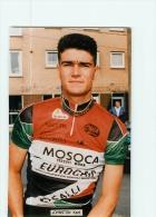 Kent JOHNSTON . 2 Scans. Lire Descriptif. Cyclisme. MOSOCA EUROCAR GALLI - Ciclismo