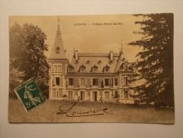 Carte Postale - JASSANS (01) - Château Creux Guillin (259/430) - France