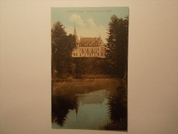 Carte Postale - JASSANS (01) - Château Creux Guillin (260/430) - France