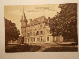 Carte Postale - JASSANS (01) - Château Gleteins (261/430) - Francia