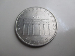 Ddr 5 Mark, 1971 Brandenburg Gate - 5 Mark