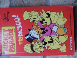 LIVRE REVUE MICKEY PARADE N°41 - Mickey Parade