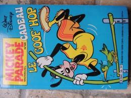 LIVRE REVUE MICKEY PARADE N°56 - Mickey Parade