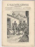 Rivista Del 1890 SARDEGNA 10 Splendide Incisioni Di Costumi Sardi Di Lanusei Marcusei Ogliastra Azzana Etc. - Antes 1900