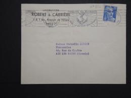 """FRANCE - Obl. Mécanique De Paris """" Troupes Coloniales"""" En 1953 - A Voir - Lot  P13644 - Mechanical Postmarks (Advertisement)"""
